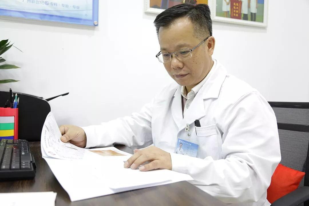 纪新世纪白癜风专家刘斌:立志为所有患者重拾生活信念!