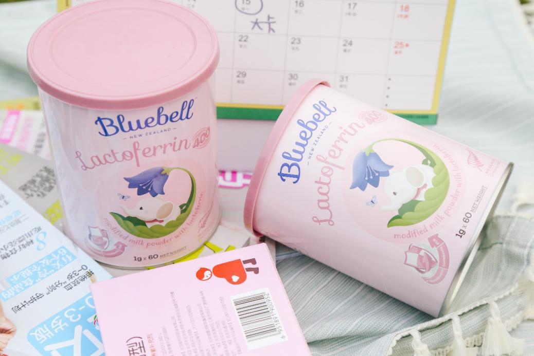 宝宝常生病怎么办?Bluebell宝乐贝儿乳铁蛋白建立免疫力的第一道防线