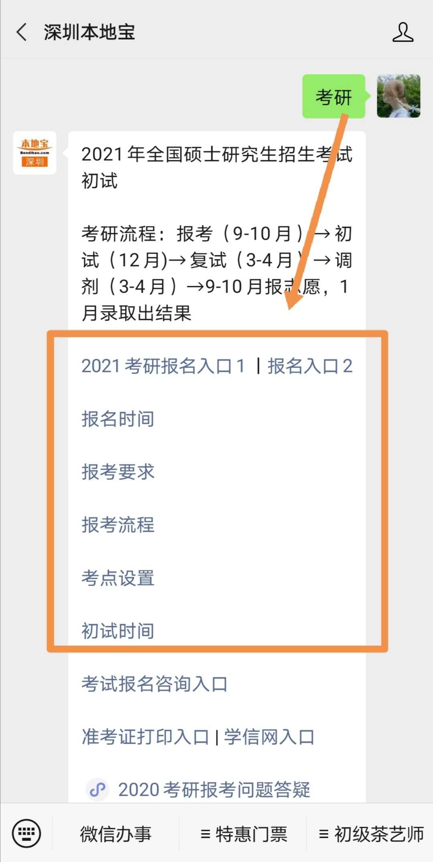 2021考研报名今日启动